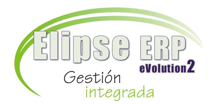 Presentación Elipse ERP Evo2.